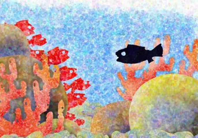 海 生き物 絵本